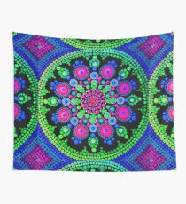 Little Dot Mandala - Art&Deco By Natasha Wall Tapestry