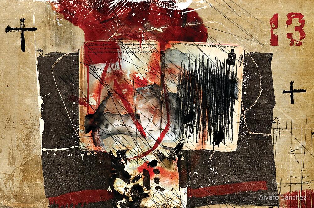 DIARY NOTE / NOVEMBER 13TH by Alvaro Sánchez