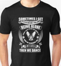 Sometimes i get CAT Unisex T-Shirt