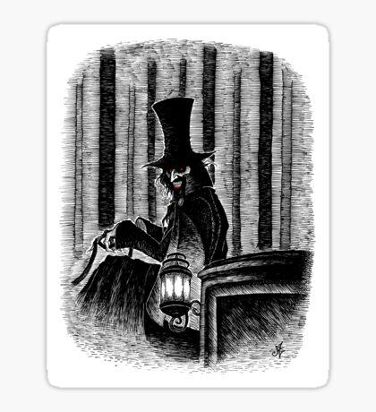 Dracula's Caleche Sticker