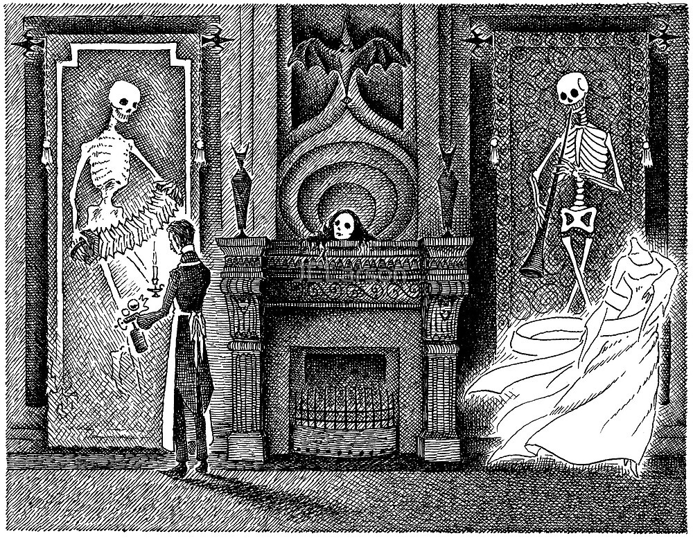 Headless Ghost by JELarson