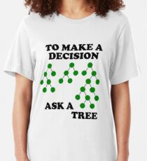 Decision Trees: How to Decide Slim Fit T-Shirt