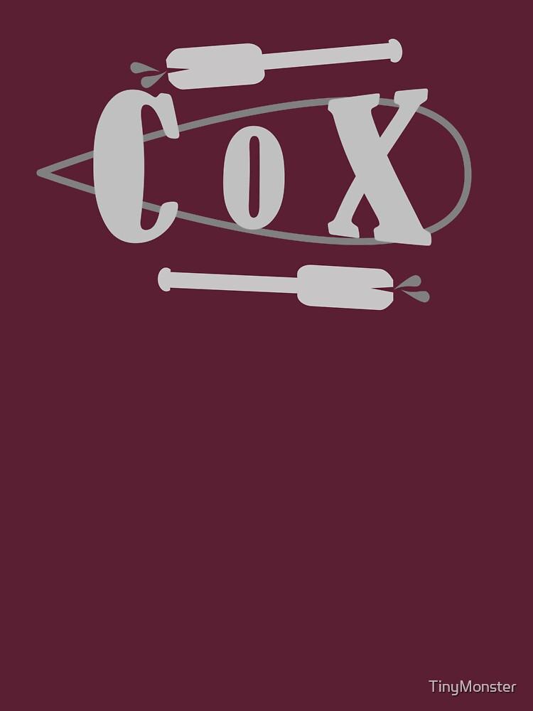 Cox Board Oars by TinyMonster