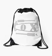 Cox Board Oars Drawstring Bag