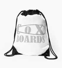 Cox Boards Drawstring Bag