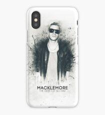Macklemore Paint Splatter - Iphone Case iPhone Case