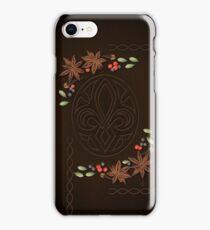 Celtic Fleur De Lis iPhone Case/Skin