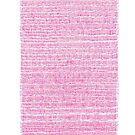 Sea of pink - a handmade pattern by VrijFormaat