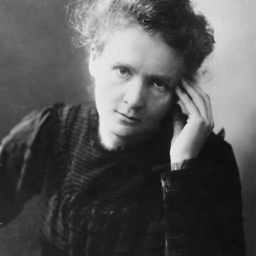 Marie Curie by EdgarCurious