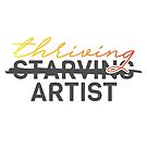 «Starving Thriving Artist» de sharris28