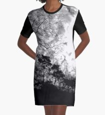 Samhain Forest  T-Shirt Kleid