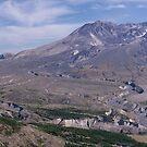 Mount St. Helens National Monument  by John  Kapusta
