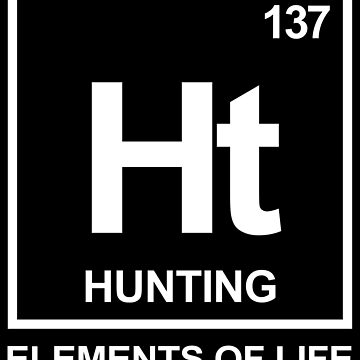 Elements of life: 137 hunting by PhrasesTheThird