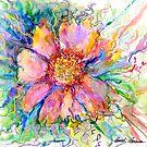 Flower In Bloom by BevsArtCreation