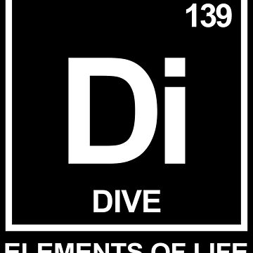 Elements of life: 139 dive by PhrasesTheThird