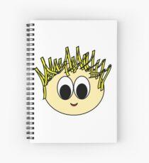 xxxtentacion, xxxtentacion xxxtentacion xxxtentacion, xxxtentacion chemise triste, chemises xxxtentacion, emojie Spiral Notebook