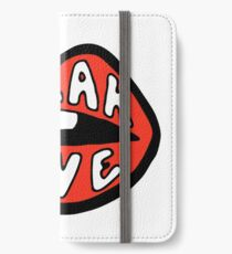 Speak Love iPhone Wallet/Case/Skin