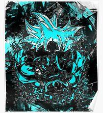Póster Goku - Kamehameha