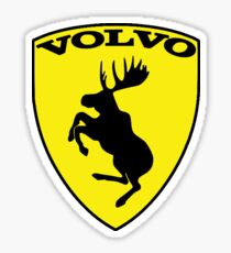 Volvo moose Sticker