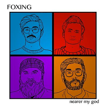 Foxing Nearer My God by DarkFireNacho