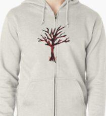 xxx Tentacion's Tree Zipped Hoodie