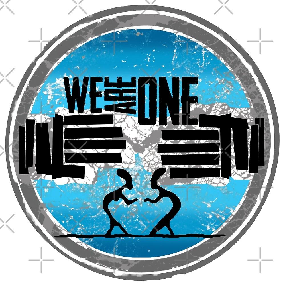 we are one von Periartwork