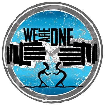 we are one von Periartwork
