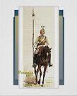 Prussian Cuirassier ...German Lancer by edsimoneit