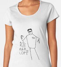Boris Karloff Women's Premium T-Shirt