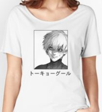 Ken Kaneki Women's Relaxed Fit T-Shirt