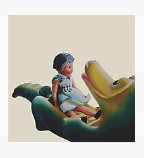 Harvey Specter Duck painting for sale, Suits, picture, vintage, jacket Photographic Print