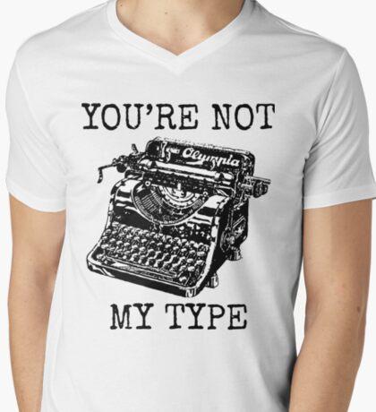 Typewriter - You're Not My Type T-Shirt