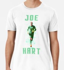 JOE HART manchester city Men's Premium T-Shirt