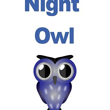 Owl up all night by yuforia