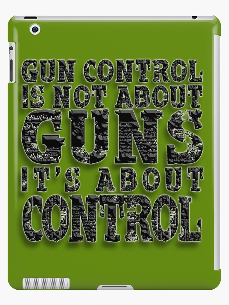 Gun control.. by TinaGraphics