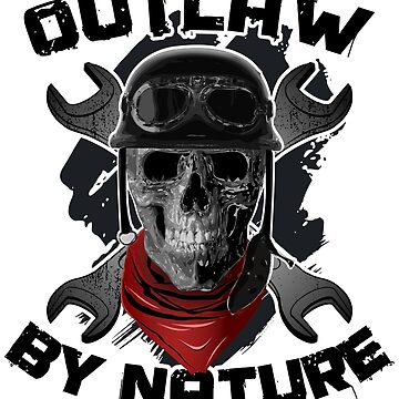 Outlaw by nature by tshart