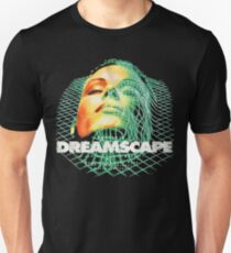 Dreamscape Old Skool Raver Hardcore Techno DnB T-Shirts and More Unisex T-Shirt