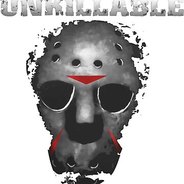 Unkillable Scary Halloween T-Shirts And Hoodies by ThePrintGuys