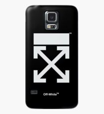 Off-White iPhone Logo Case Hülle & Klebefolie für Samsung Galaxy