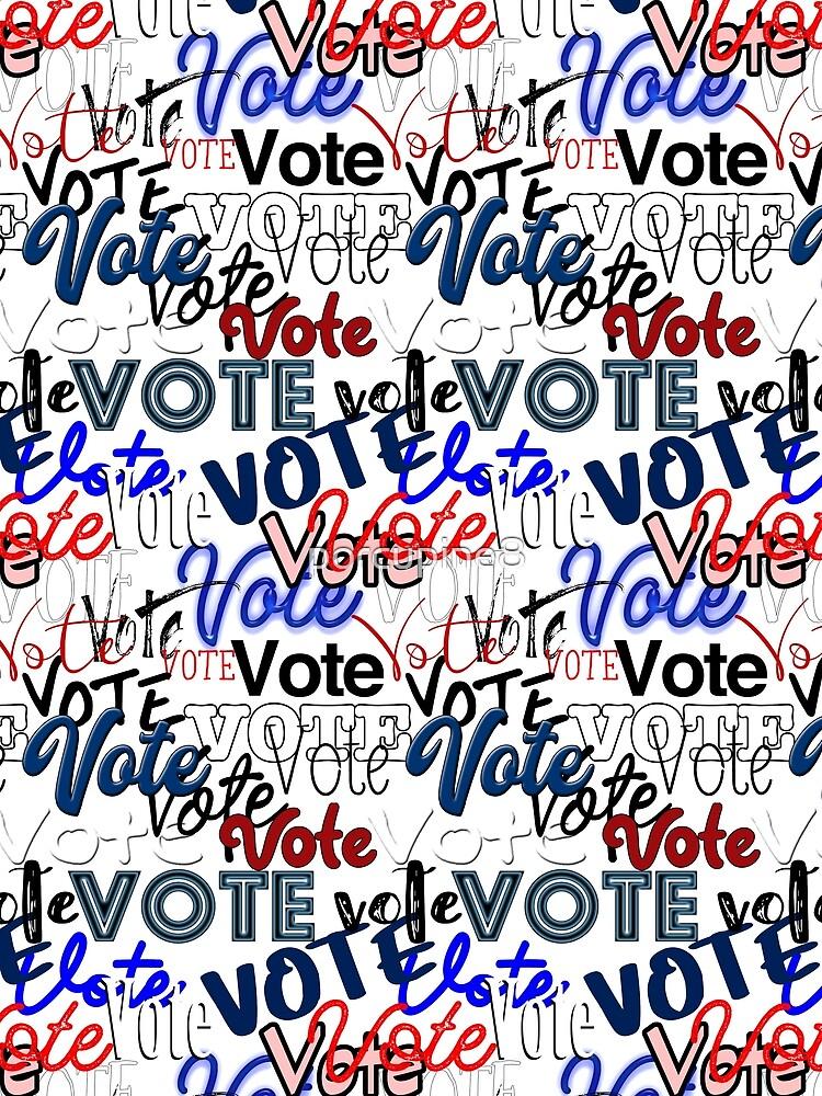 Vote vote vote! by porcupine8