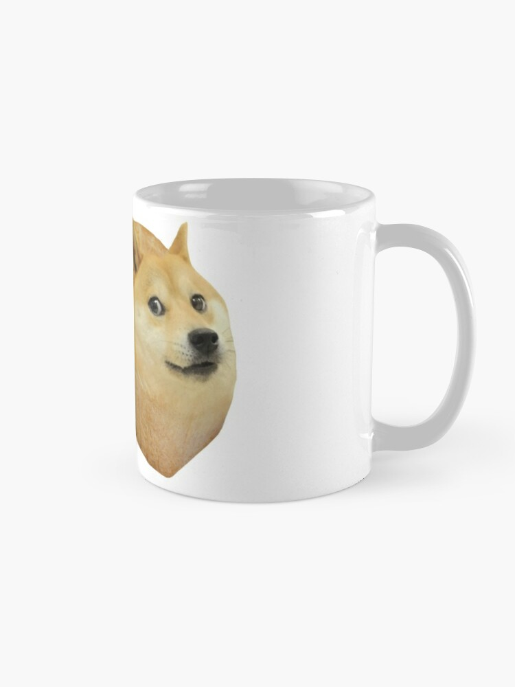 Doge WOW in bread meme Kekistan #DogRight funny dog doggo memes HD HIGH  QUALITY ONLINE STORE | Classic Mug