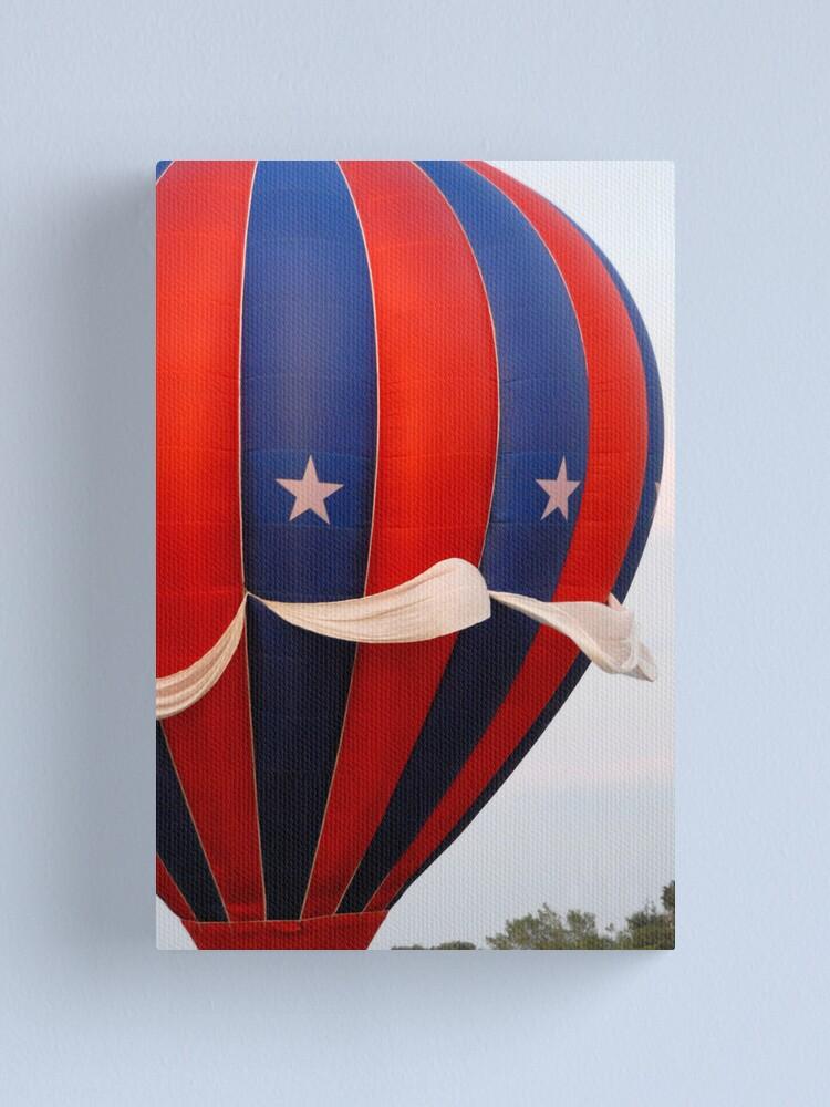 Alternate view of Liberty Canvas Print