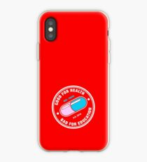 Akira - Good for health, bad for education iPhone Case