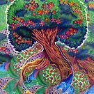 Tree of Eden Color by Danielle Scott