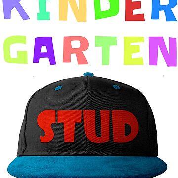 Kindergarten Stud Cool Snapback by IKOK