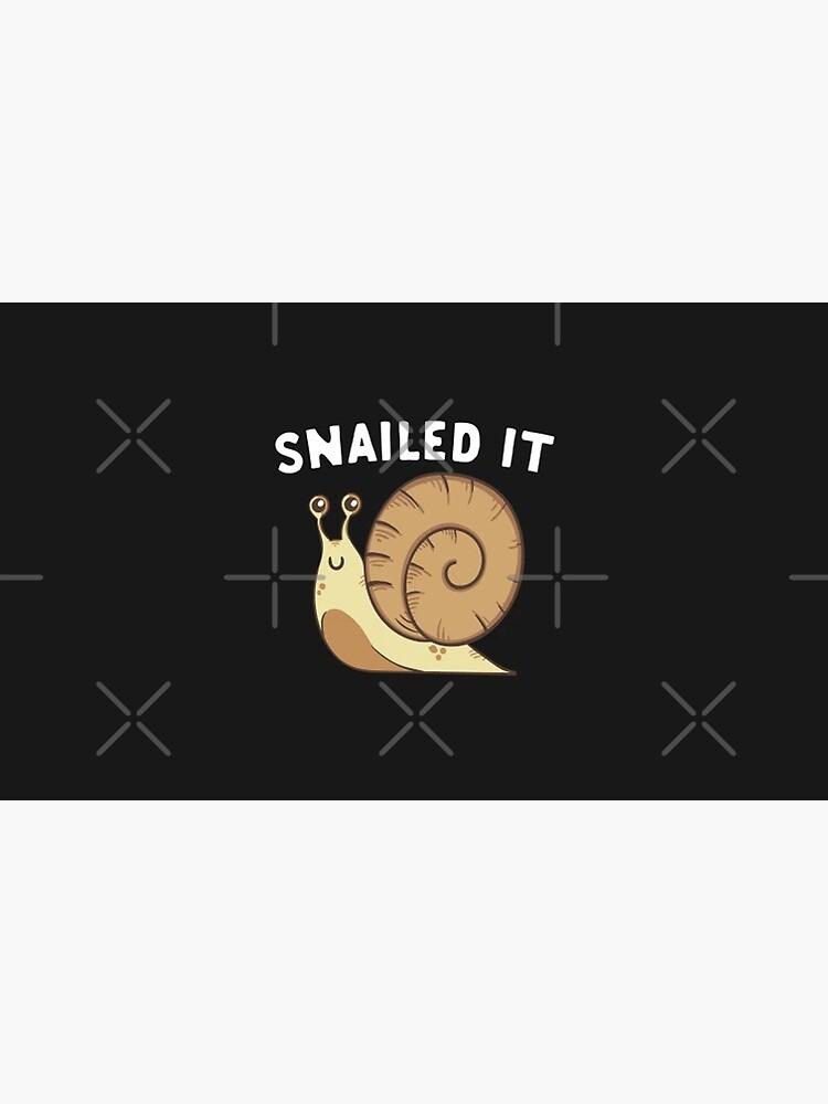 Snailed es lustige Schnecke Art von Desire-inspire