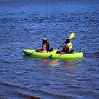 Kayaking  by Cynthia48