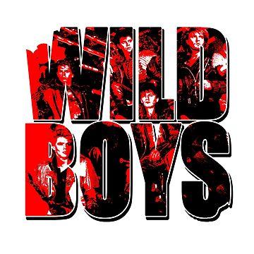 Wild Boys by gorgeouspot