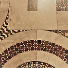 Marble With Mosaic..............................Rome by Fara