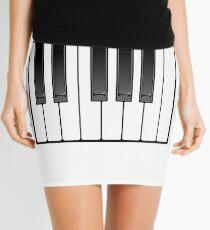 Piano Octave Mini Skirt